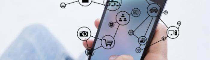 Banner ondersteuning nieuwe technologiën bijvoorbeeld veiligheid van uw ICT-netwerken